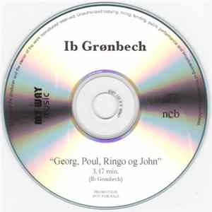 Ib Grønbech - Georg, Poul, Ringo Og John Download
