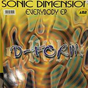 Sonic Dimension - Everybody EP Download