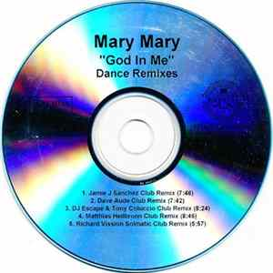 Mary Mary - God In Me (Dance Remixes) Download